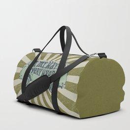 On My Way To Everywhere Duffle Bag