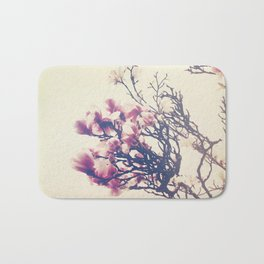 The Crowing Glory of Spring Bath Mat