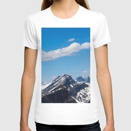 Dreamy Mountain Tops T-shirt