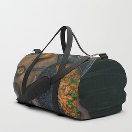 Best Damn Coconut Curry Duffle Bag