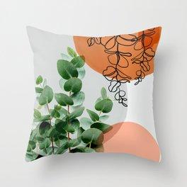 Simpatico V4 Throw Pillow