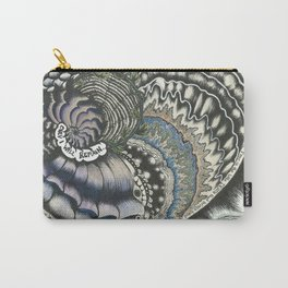 Golden Spiral (no fear) Carry-All Pouch
