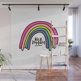Be a unicorn Wall Mural