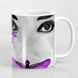 DRAGONFLY WOMAN Coffee Mug