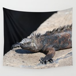 As cool as an iguana Wall Tapestry
