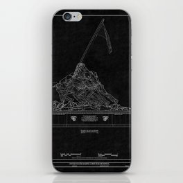 Marines Corps Memorial 2 iPhone Skin