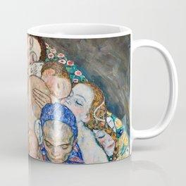 Gustav Klimt - Death And Life Coffee Mug