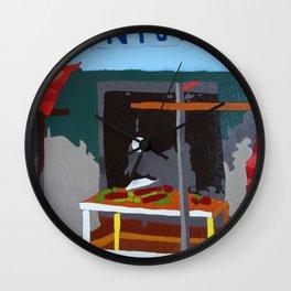 The Butcher Wall Clock