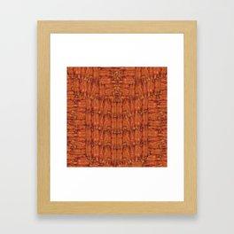Bacon Armour Framed Art Print