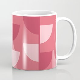 Strawberry Slices In The Summer Coffee Mug