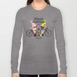 Mont Ventoux Long Sleeve T-shirt