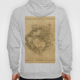 Map Of Canary Islands 1563 Hoody