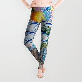 Surf Walk Leggings