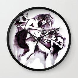 Biffy Clyro Wall Clock