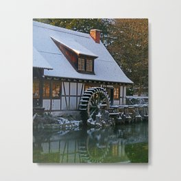 Blautopf - Germany Metal Print