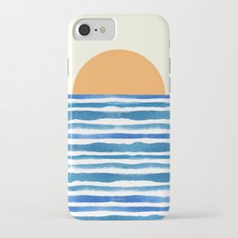 When The Sun Comes Up iPhone Case