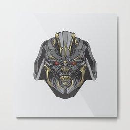 i'm megatron Metal Print