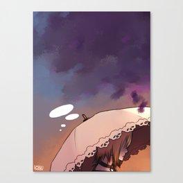 Dear brother Canvas Print