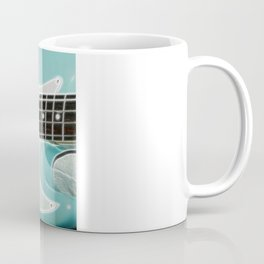 Mr Bassman Guitar fractals Coffee Mug