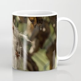 Bushes with starseeds surrounded with white aura Coffee Mug