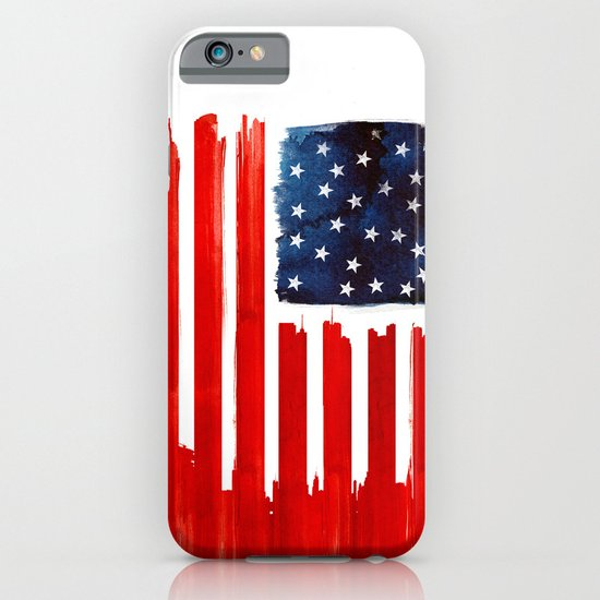 stars and buildings iPhone & iPod Case
