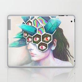 Crystal Head Laptop & iPad Skin