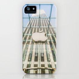 Big Apple in the Big Apple iPhone Case