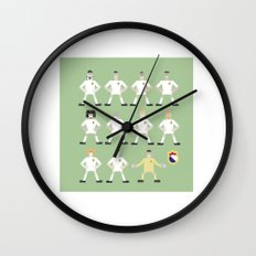 football madrid Wall Clock
