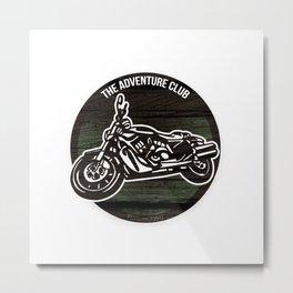 The Adventure Club Metal Print