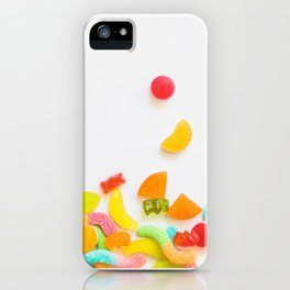 BUNCH OF CANDY I iPhone Case