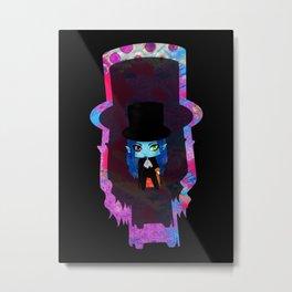 Chibi Dantes Metal Print