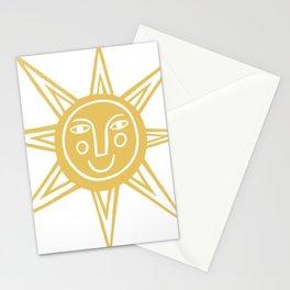 Cheerful Happy Sunshine Numero 1 Stationery Cards
