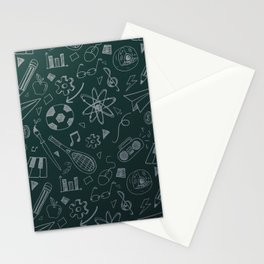 Classroom Stationery Cards