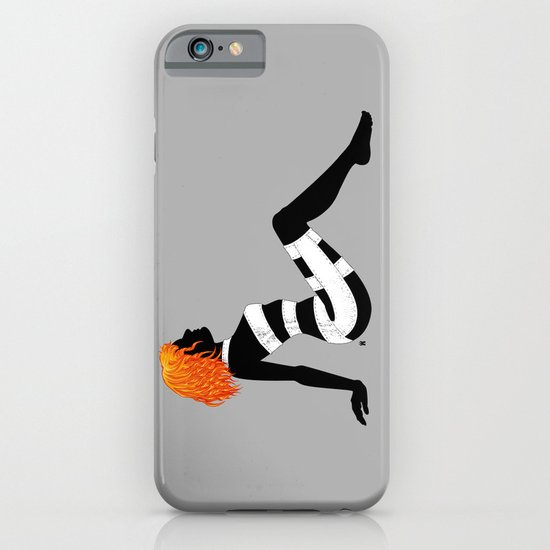 Leeloo Dallas Mudflap iPhone & iPod Case