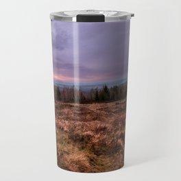 Sunset colours Travel Mug