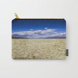 Trona Desert Landscape California Carry-All Pouch
