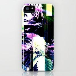 Pretty Greens iPhone Case
