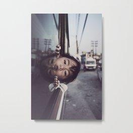 Asia 39 Metal Print