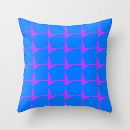 Candy Scales Throw Pillow