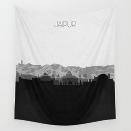 City Skylines: Jaipur Wall Tapestry