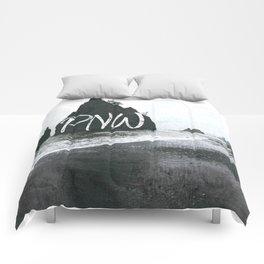 Pacific Northwest PNW Comforters