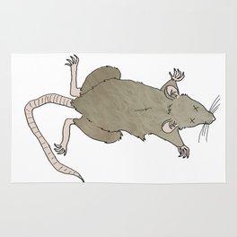 Dead Rat Rug