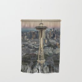 Space Needle Wall Hanging