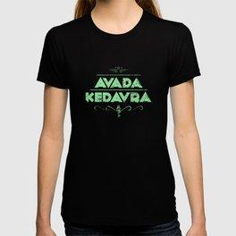 HP Curses: Avada Kedavra T-shirt