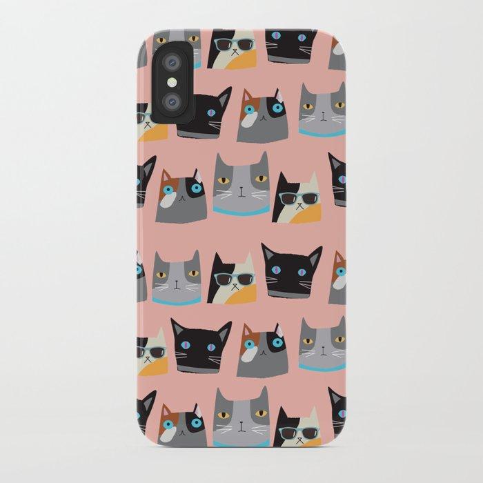 KittyKey iPhone Case