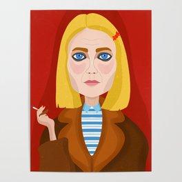 Margo Tenenbaum Poster