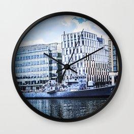 LÉ Ciara Wall Clock
