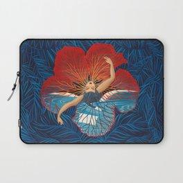 Hibiscus Flower Laptop Sleeve