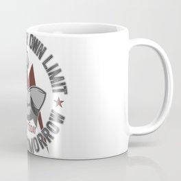 Muscle Hand Coffee Mug