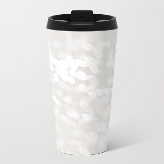 Abstract 220 Metal Travel Mug